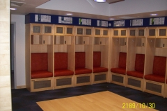 A J Palumbo Center Locker Room and Lounge Renovation 013